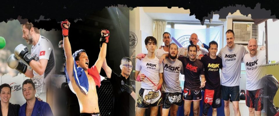 Job offer – Hong Kong - MMA and BJJ coach (French speaking)