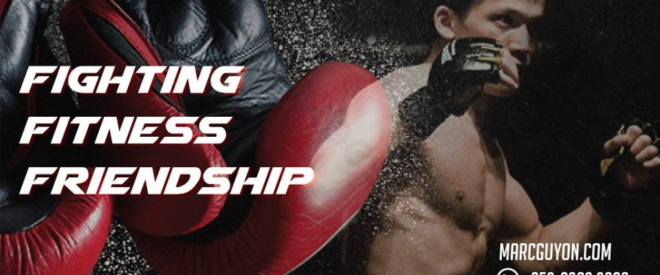 Open positions at MGK Fight Club (Discovery Bay, Hong Kong)