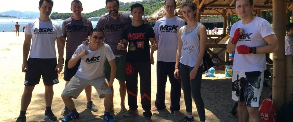 MGK End of Season, Grading, Competition Schedule